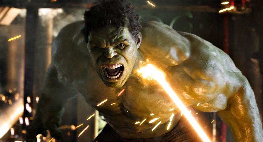 Hulk só quer ficar em paz, Hulk não quer guerra!
