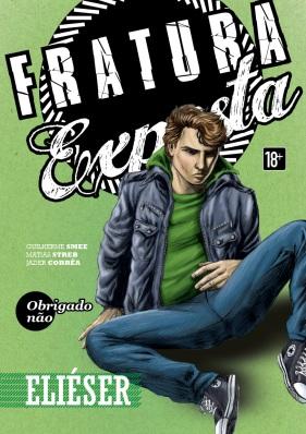 Capa do Fratura Exposta #02, por Jader Corrêa