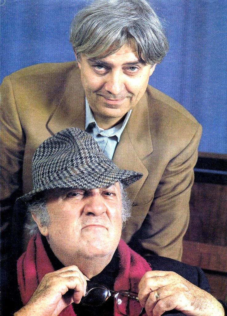 Manara e Fellini