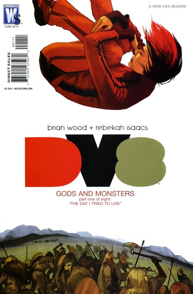 Os DV8 de Brian Wood e Fiona Staples