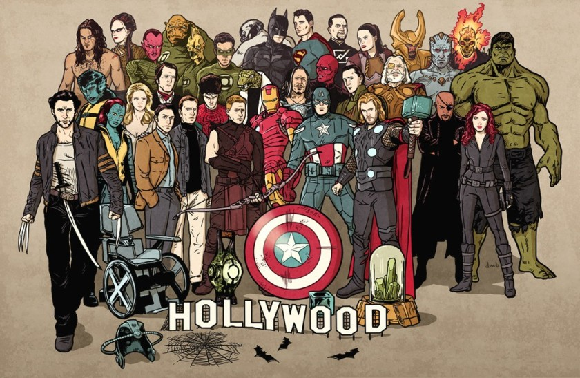 O incrível desenho de David M. Buisán. Adoro esse cara!