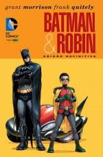 Batman & Robin: Edição Definitiva, de Grant Morrison, Frank Quitely e Vários Artistas