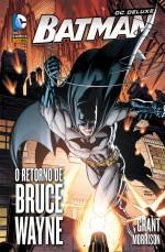 Batman: O Retorno de Bruce Wayne, de Grant Morrison e Vários Artistas
