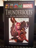 Thunderbolts: Fé em Monstros, de Warren Ellis e Mike Deodato Jr.