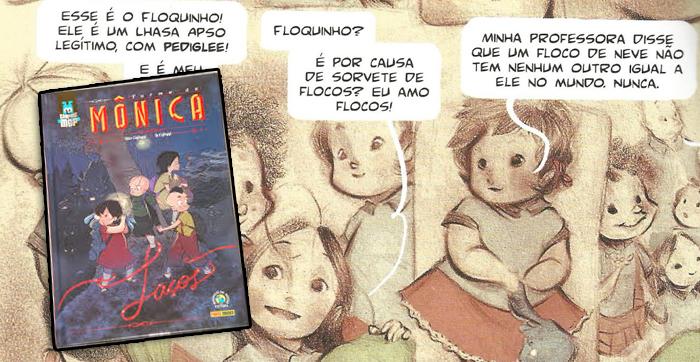 Turma da Mônica: Laços, de Lu e Vitor Cafagg