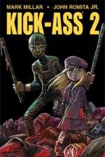 Kick Ass 2, de Mark Millar e John Romita Jr.