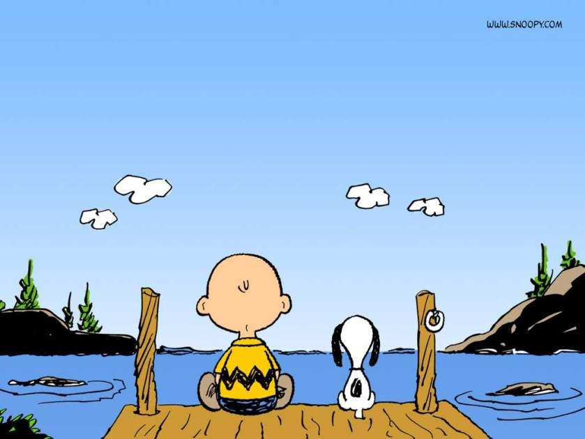 Felicidade é um quadrinho quente...