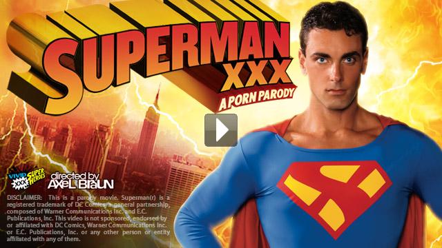 O ator que faz o papel de Superman também faz filmes pornôs gays. Como eu sei? Um passarinho me contou... (oooops...)