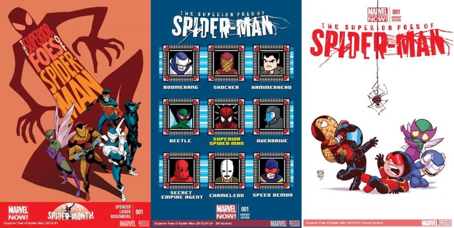As mais diferentes (e divertidas) capas da Marvel estão nesta série!