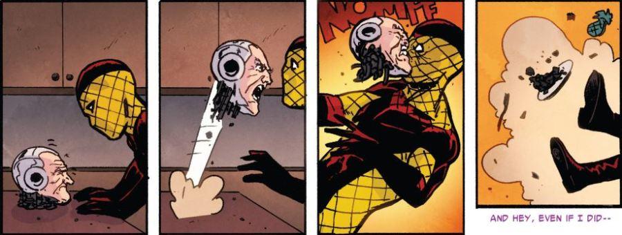 A história gira em torno da cabeça perdida do mafioso Cabelo de Prata, todo querem pegar essa pokébola!