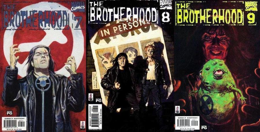 Revolução ou Devolução? A série durou só nove edições!