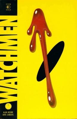 A venerada obra Watchmen também tem estupro.