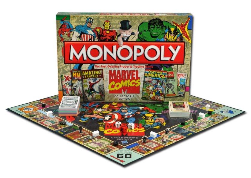 """""""Oi, Seu Civita, vamos jogar Monopoly?"""" """"Ah, não você já ganhou e colocou todo o mercado de quadrinhos na prisão da distribuição!"""""""