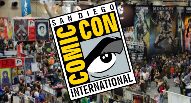 San Digeo Comic Con: A maior do mundo!