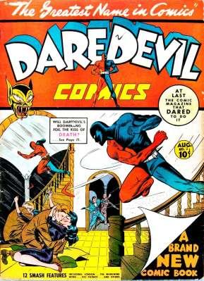Daredevil Comics!