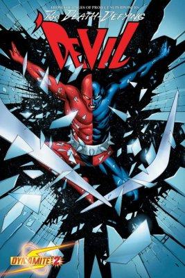 Death-Defying Devil, o Demolidor da Dynamite Comics