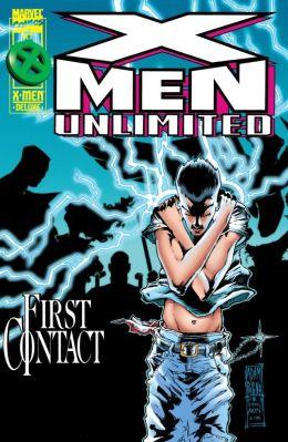 X-Men Unlimited #08, a revista de A Dor de Uma Verdade