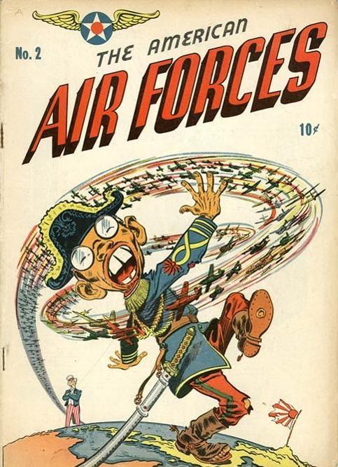 A Força Aérea lutando contra um Kaiju!