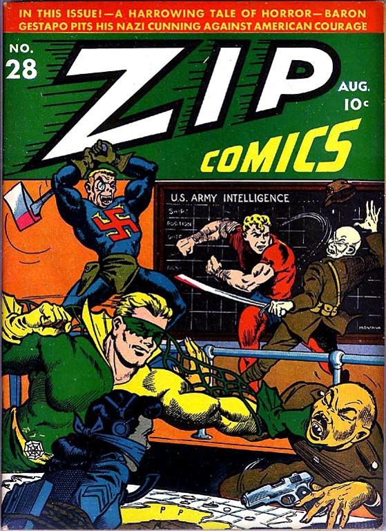 O Lama Verde e o Daredevil enfrentam os elimigos!