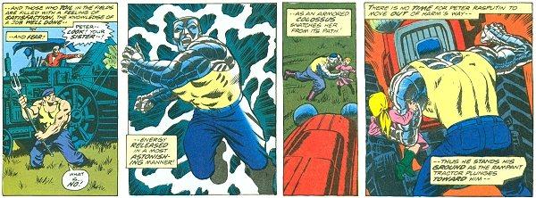 Acho que o Colossus é contra o latifúndio... pera, ah bam, é que ele é comunista! Tá serto!