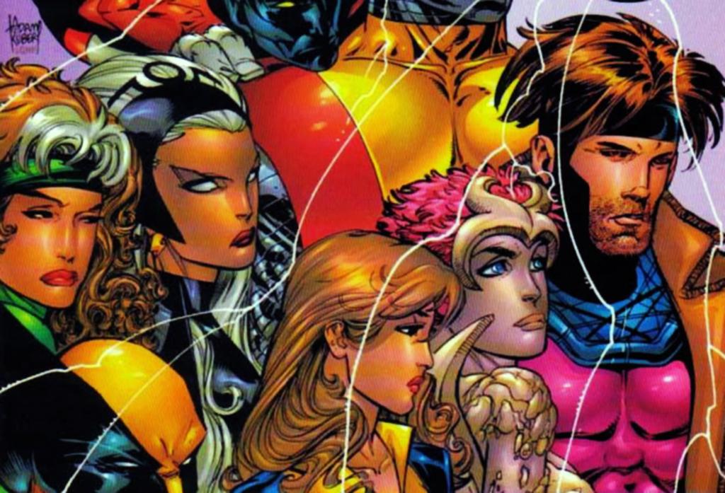 X-Men Circa 1998