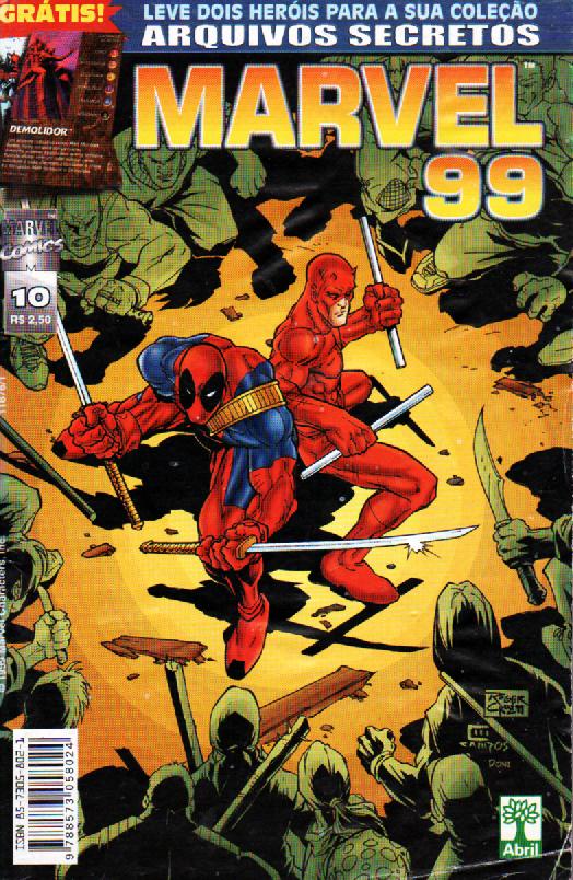 Deadpool encontra Demolidor!