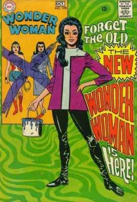 Esqueça a velha! A Nova Mulher-Maravilha agora é vegana
