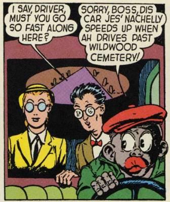 Não adianta fazer beiço, Eisner, o que está feito, está feito...