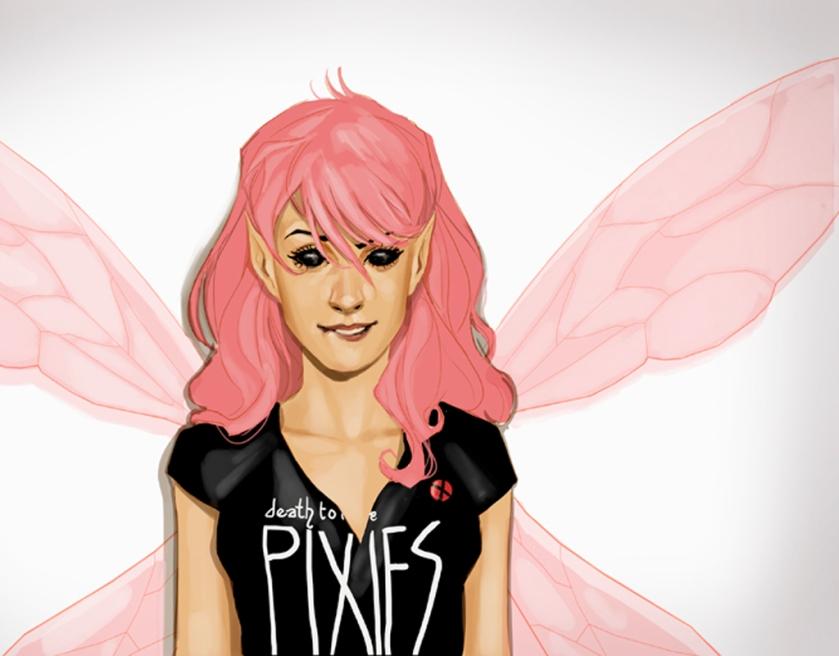 Death To The Pisies é um CD do The Pixies, famosos pela música Here Comes Yoir Man