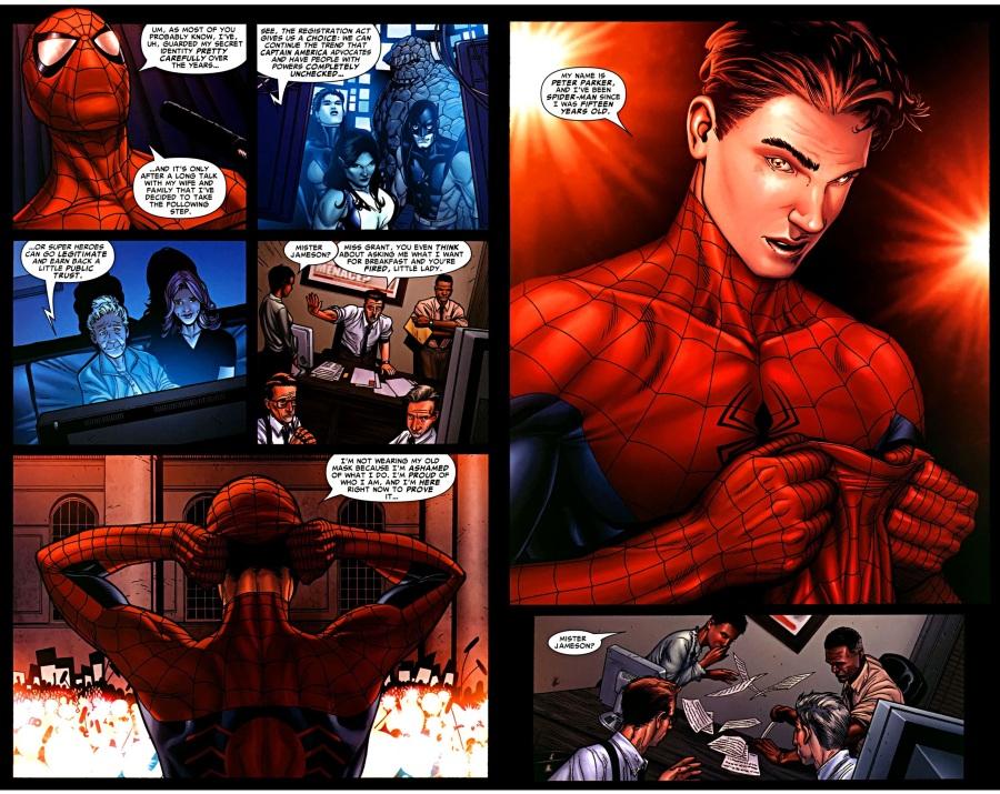 O Homem-Aranha tira máscar e mostra sua cara, quero ver quem paga para a gente ficar assim!
