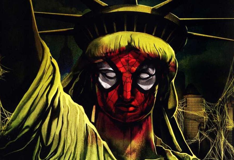 Ô mulher deixa de manha, minha cobra quer comer a Ilha das Aranhas!
