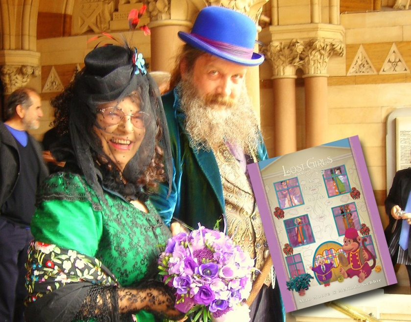 Moore e Melinda ou Dumbledore e Profª. Minerva?