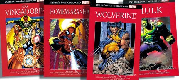 Heróis Mais Poderosos da Marvel