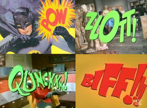 Batman de 1966 socando a reputação dos leitores de quadrinhos!