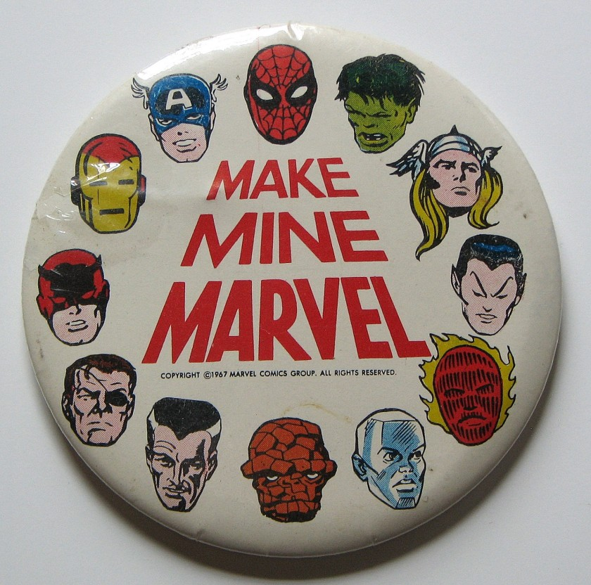 MINHA Marvel!