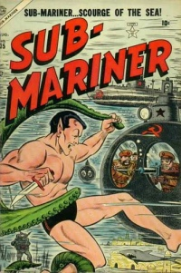 We all live in a Yellow SUB-MARINER!