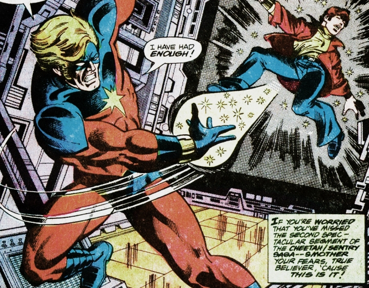 Isso é inveja sua, Mar-Vell!
