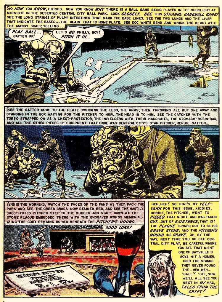 Foul Play: uma das histórias mais nefastas de todos os tempos dos quadrinhos.