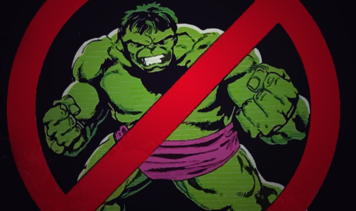 Hulk esmaga Censurinhas!