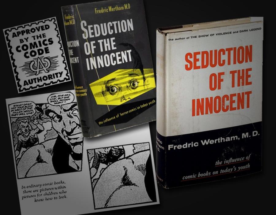 Wertham foi seduzido pelo estrelato