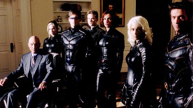 O primeiro - mas não único - X-Men: O Filme.