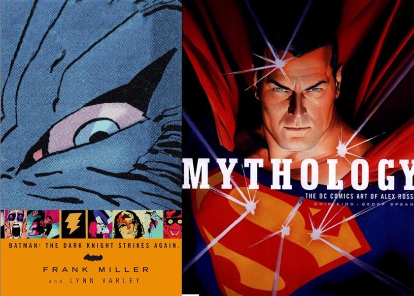 O Deus-Morcego da Nossa Mitologia