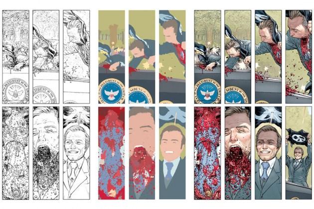 O processo de cores de Nathan Fairbarn