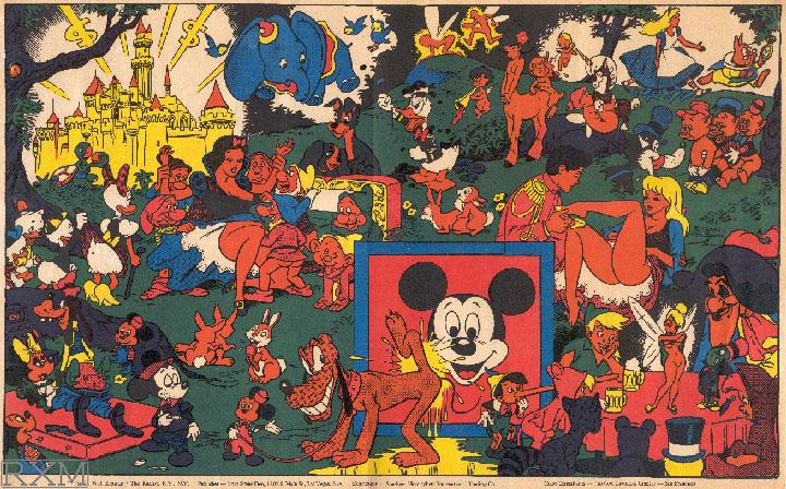 A outra Fantasia de Walt Disney