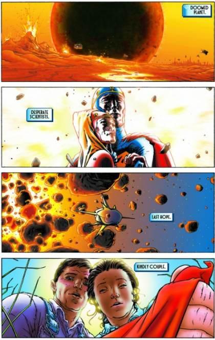 Superman All-Star: Não descola, não tem cheiro e não solta as abas!