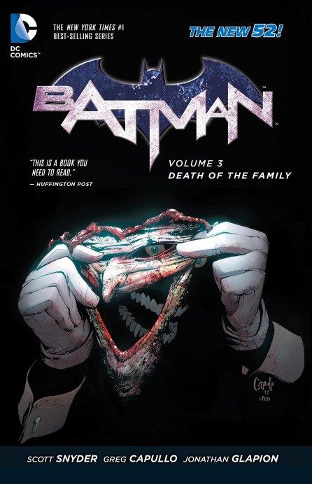 Batman, de Snyder e Capullo