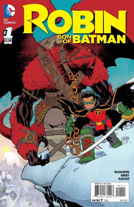 Robin: Filho do Batman
