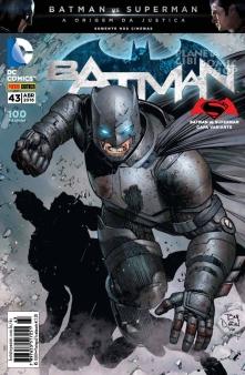 BATMAN 43 - CAPA VARIANTE