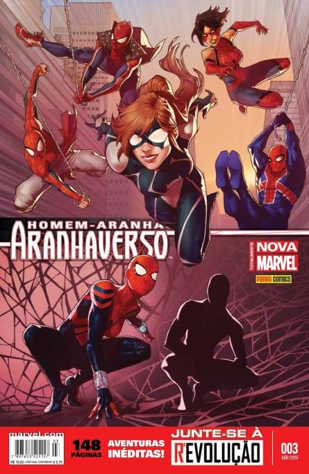 Homem-Aranha - Aranhaverso 3