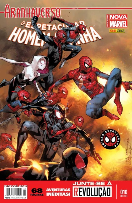 O Espetacular Homem-Aranha 10 - LWC
